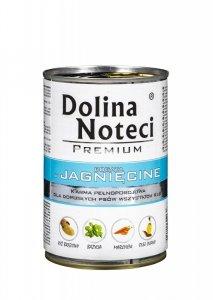 Karma DOLINA NOTECI Premium Adult Jagnięcina (0,40 kg )