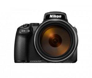 Aparat cyfrowy Nikon COOLPIX P1000 VQA060EA (Osłona przeciwwiatrowa, Pasek, Pokrywa na obiektyw; kolor czarny)