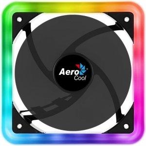 Wentylator komputerowy do obudowy Aerocool PGS EDGE 14 ARGB AEROPGSEDGE-14-ARGB (140 mm; 1000 obr/min; ARGB)