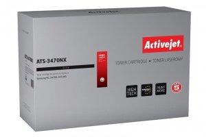 Toner Activejet ATS-3470NX (zamiennik Samsung ML-D3470B; Supreme; 10000 stron; czarny)