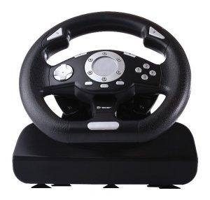 Kierownica z wibracjami Tracer Sierra TRAJOY34008 (PC; kolor czarny)