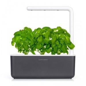 Click&Grow Inteligentna doniczka Smart Garden 3 Dark Grey