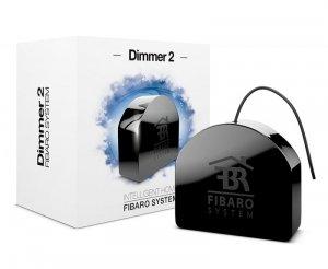 FIBARO Ściemniacz oświetlenia Dimmer 2  FGD-212 ZW5  Z-Wave