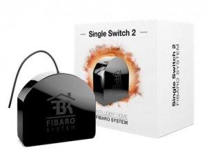 FIBARO Single Switch 2 FGS-213 ZW5  Z-Wave