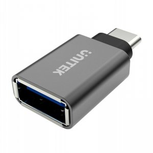 UNITEK ADAPTER USB TYPC DO USB (F) ALU, Y-A025CGY