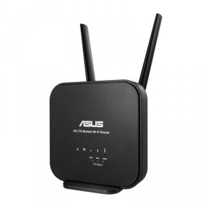 Router LTE ASUS 4G-N12 B1 (xDSL; 2,4 GHz)