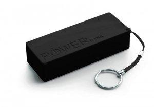 PowerBank EXTREME Quark XL XMP102K (5000mAh; microUSB, USB 2.0; kolor czarny)