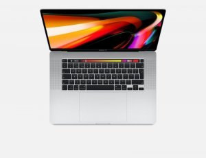 Apple MacBook Pro with Touch Bar i7-9750H 16IPS Retina 16GB SSD512 Radeon Pro 5300M_4GB Silver 1Y