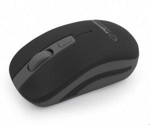 Mysz Esperanza EM126EK (optyczna; 1600 DPI; kolor czarny)