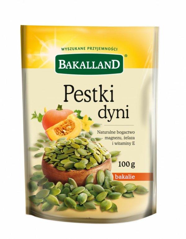 Pestki dyni łuskane Bakalland 100g