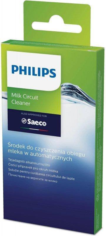 Środek Do czyszczenia obiegu mleka Philips CA6705/10 (6 saszetek po 1,6 g)