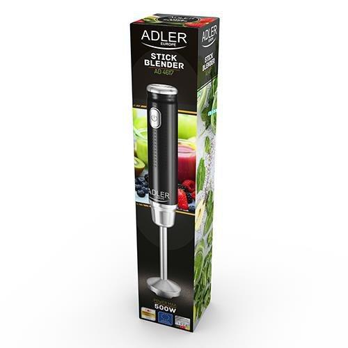 Blender ręczny Adler AD 4617 (300W; kolor czarny)