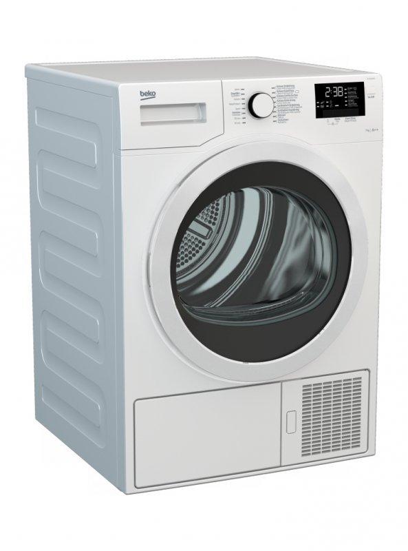 Beko DS 7433 CS RX suszarki do prania Wolnostojący Od przodu 7 kg A++ Biały