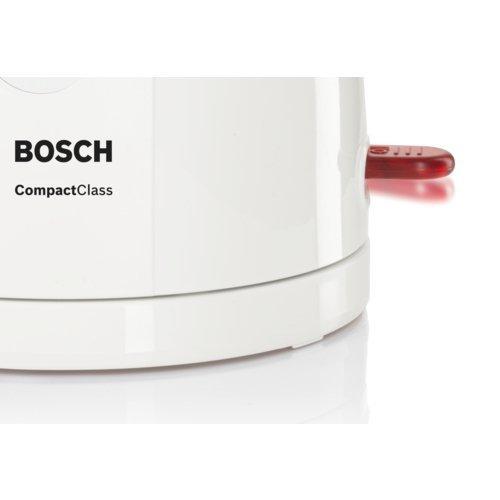 Bosch CompactClass TWK3A051 czajnik elektryczny 1 l Szary, Biały 2400 W