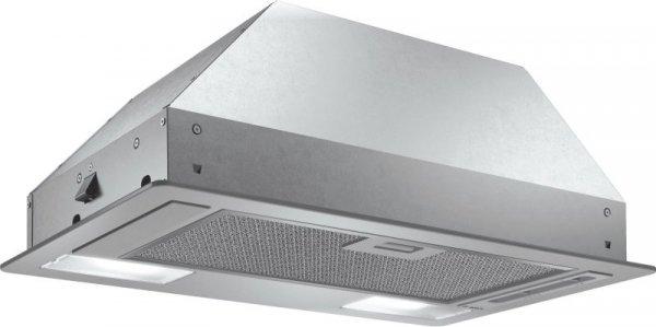 Bosch Serie 2 DLN53AA70 okap kuchenny 302 m³/godz Wbudowany Stal nierdzewna D