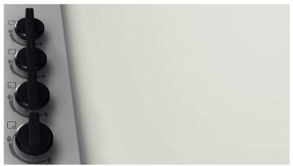 Bosch PBP6B5B80 płyta kuchenna Stal nierdzewna Wbudowany Gaz 4 zone(s)