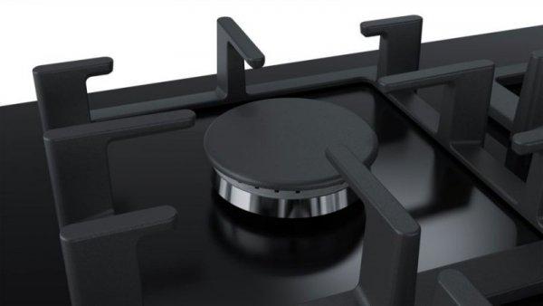 Bosch Serie 6 PPP6A6B90 płyta kuchenna Czarny Wbudowany Gaz 4 zone(s)