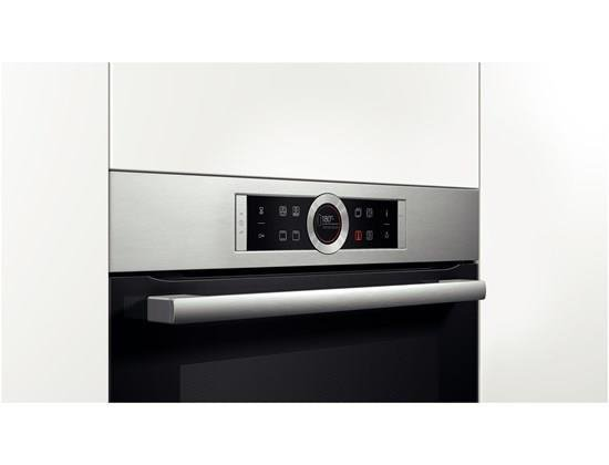 Bosch HBG634BS1 piekarnik Kuchenka elektryczna 71 l 3650 W Stal nierdzewna A+