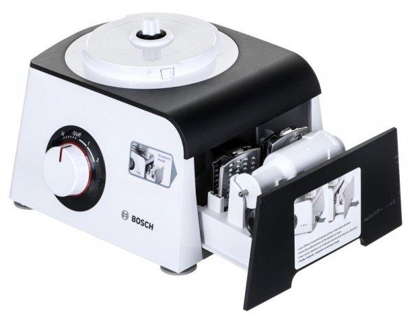 Bosch MCM4100 robot kuchenny Antracyt, Biały 800 W