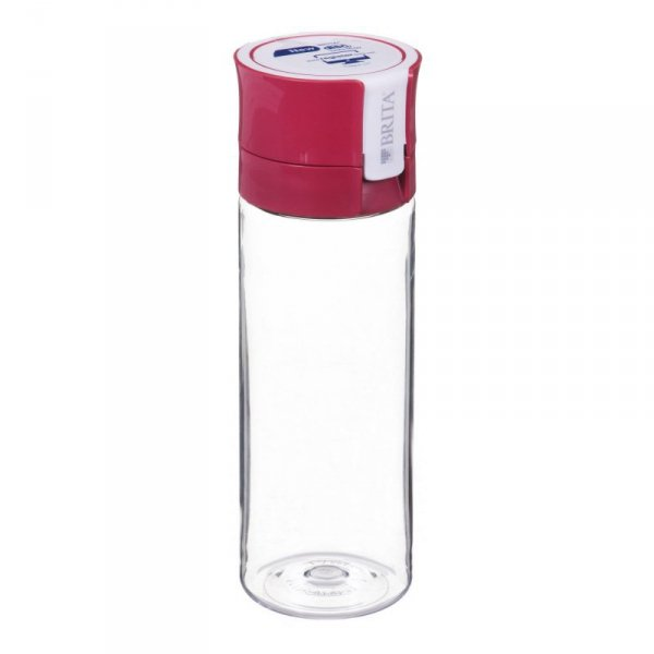 Brita 1020102 bidon 600 ml Codzienne użytkowanie Różowy, Przezroczysty