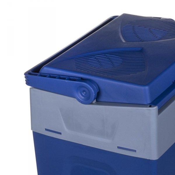 Clatronic KB 3714 lodówka podróżna Niebieski, Szary 30 L Elektryczny