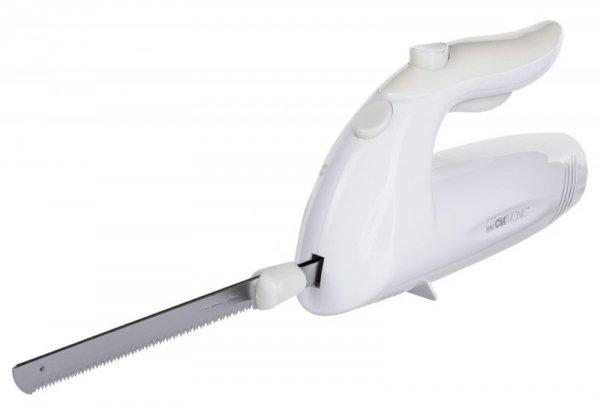 Clatronic EM 3062 nóż elektryczny Biały 180 W