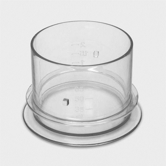 Blender kielichowy caso B2000 3614 (2000W; kolor srebrny)