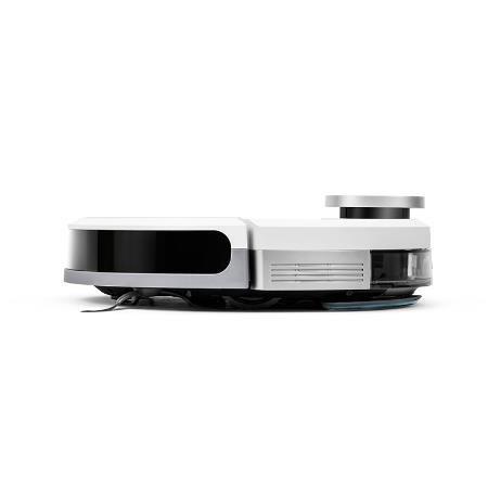 Ecovacs 6943757613441 odkurzacz automatyczny Biały 0,45 L