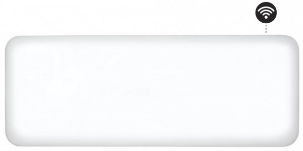 Mill NE1200WIFI grzejnik Wewnątrz Biały 1200 W