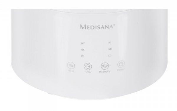 Medisana AH 661 nawilżacz powietrza Ultradźwiękowy 3,5 l 75 W Biały