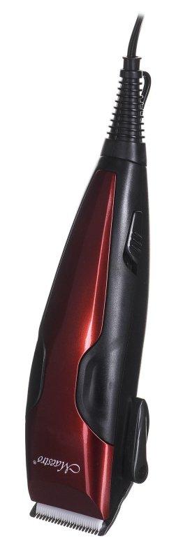 Maszynka do strzyżenia MAESTRO MR-650C czerwona