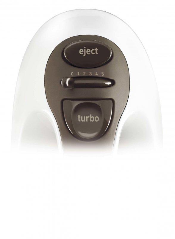 Mikser ręczny Tefal HT 4121 ( 450W ; kolor biały )
