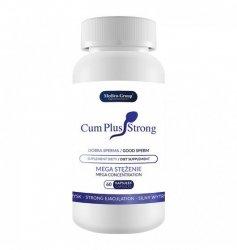 Supl. diety poprawiający jakość spermy - Cum Plus Strong 60 kaps.
