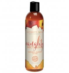 Intimate Earth Naughty Nectarines Natural Flavors Glide 120ml