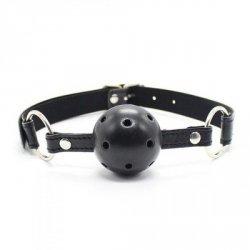 Knebel-Breathable Ball Gag (nero)