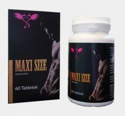 Supl.diety-Maxi Size 60 kaps.