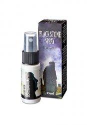 Żel/sprej-Black Stone Spray 15ml