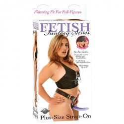 Proteza-FF PLUS SIZE STRAP-ON