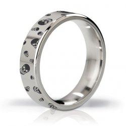 Mystim - Pierścień erekcyjny - His Ringness Duke polerowany i grawerowany 55mm
