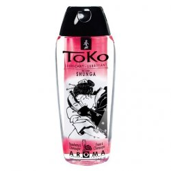 Lubrykant smakowy - Shunga Toko Strawberry Truskawka
