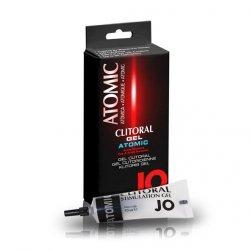 Żel stymulujący łechtaczkę - System JO Clitoral Gel Atomic 10 cc Najmocniejszy