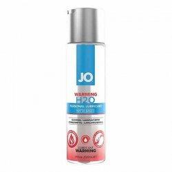 Lubrykant wodny - System JO H2O Lubricant Warming 120 ml Rozgrzewający