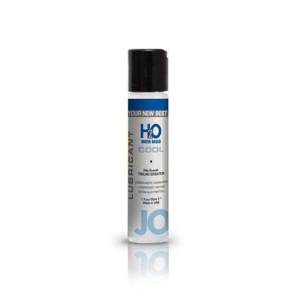 Lubrykant wodny - System JO H2O Lubricant Cool 30 ml Chłodzący