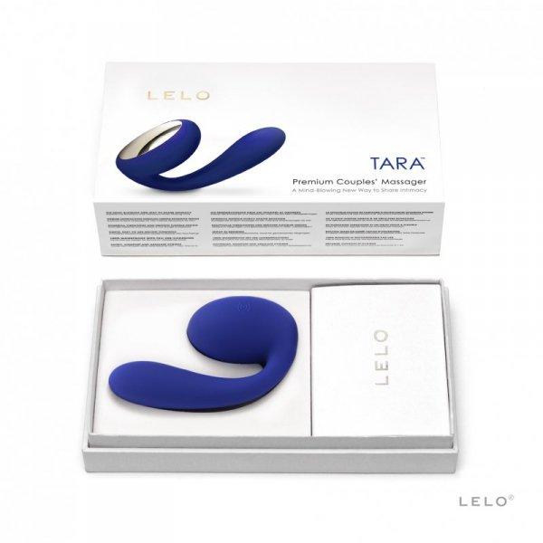 Stymulator dla par - Lelo Tara Midnight Blue
