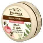 Green Pharmacy Masło do ciała Róża piżmowa, Zielona herbata  200ml