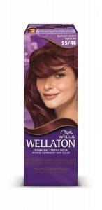 Wella Wellaton Krem intensywnie koloryzujący nr 55/46 Egzotyczna Czerwień  1op.