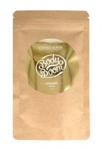 Bielenda Body Boom Peeling kawowy do ciała - Shimmer Gold  100g