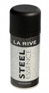 La Rive for Men Steel Essence Dezodorant spray  150ml