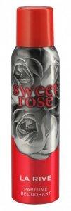 La Rive for Woman Sweet Rose dezodorant w sprau 150ml