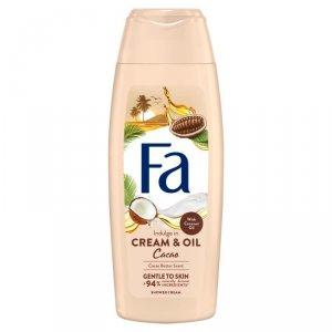 Fa Creme & Oil Cacao & Coco oil Żel pod prysznic 250ml